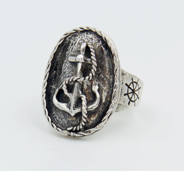 Maverick Anchor Ring