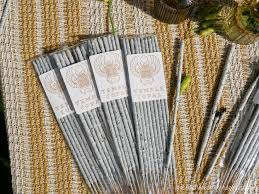 Temple Mexican Copal incense