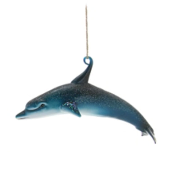 Island of the Blue Dolphin Ornament