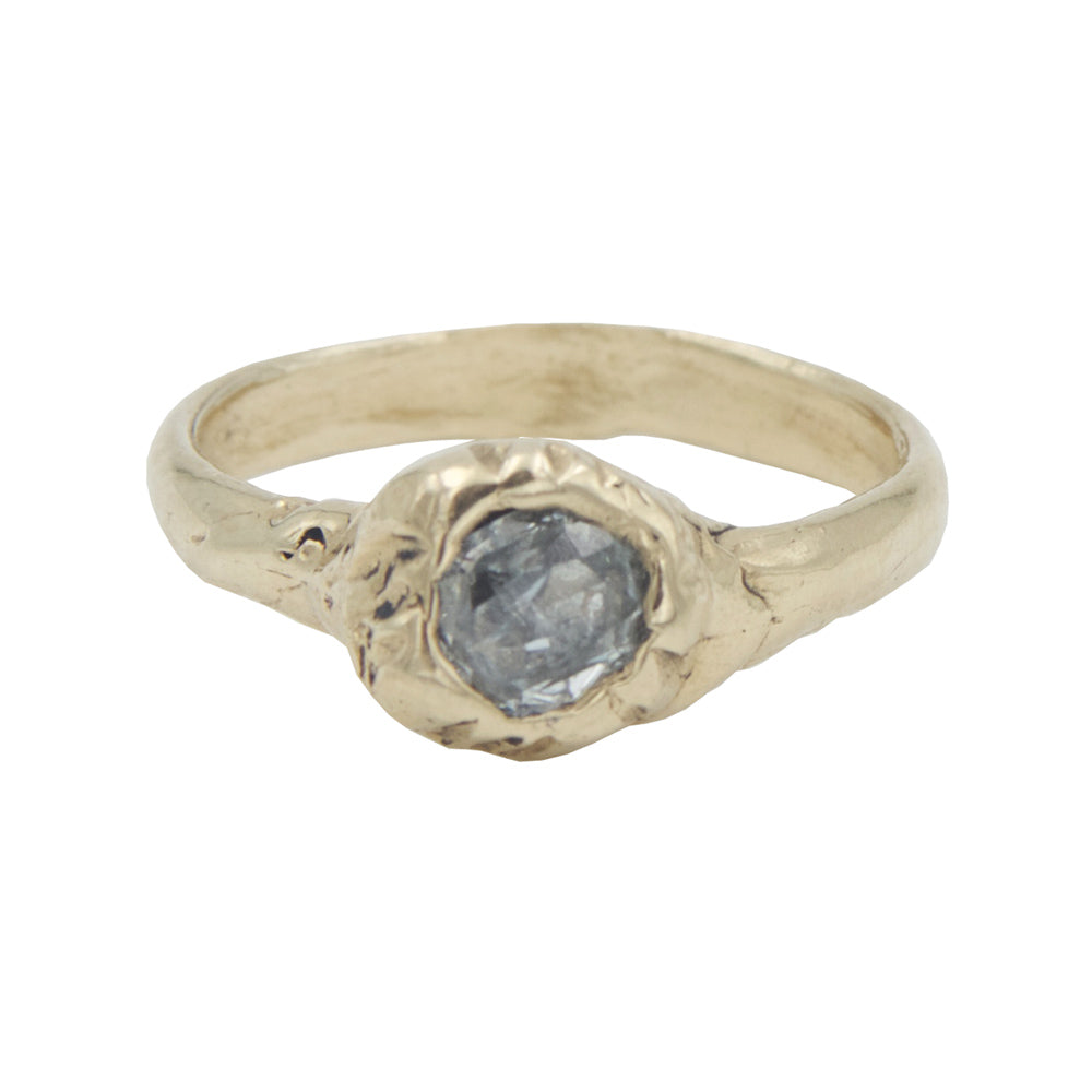 Basile Barnacle Engagement Ring