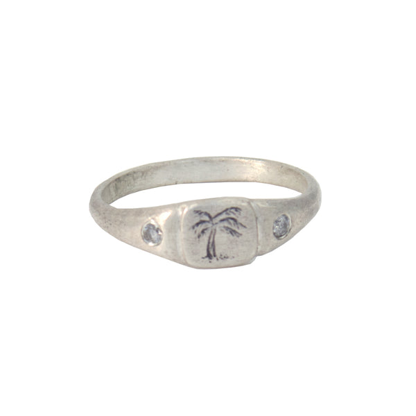 Littlest Palm Ring