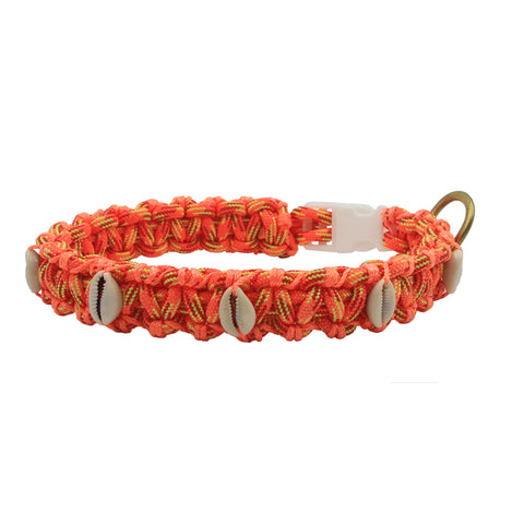 Cabarete Collar (Large Coral)
