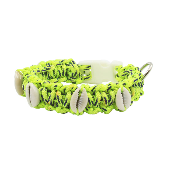 Cabarete Collar (Small Neon Yellow)