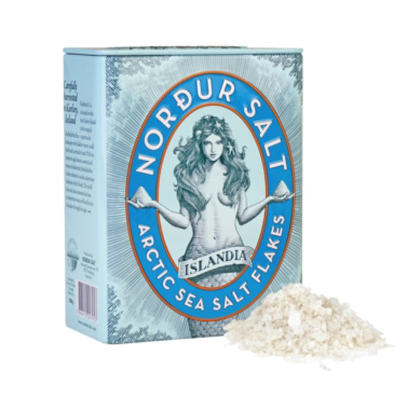 Nordur Salt in a Tin