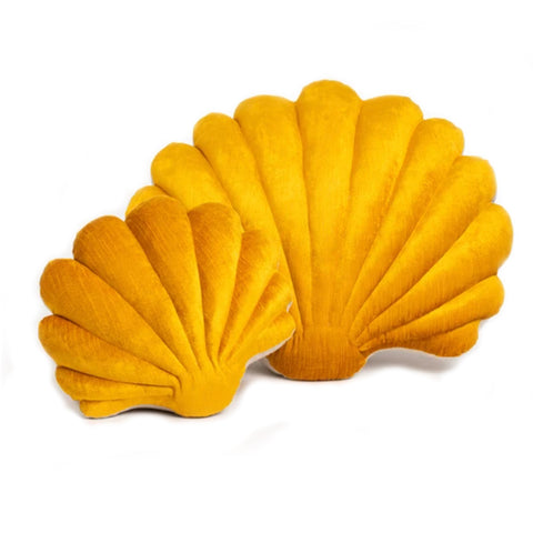 Shell Pillow Cumin