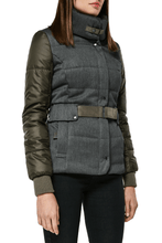 Load image into Gallery viewer, Charlie Fitted Waterproof Jacket — Olive