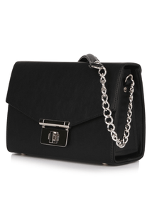 Kette Flap Front Eco Leather Handbag