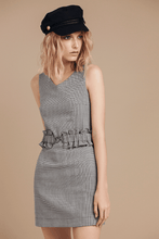 Load image into Gallery viewer, Ruched Belt Dress