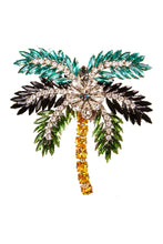 Load image into Gallery viewer, Palm Tree Brooch