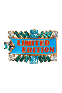 Limited Edition Brooch