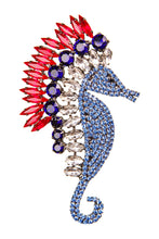 Load image into Gallery viewer, Seahorse Brooch