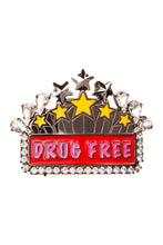 Load image into Gallery viewer, Drug Free Brooch