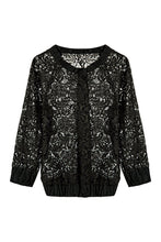 Load image into Gallery viewer, Lace Jacket