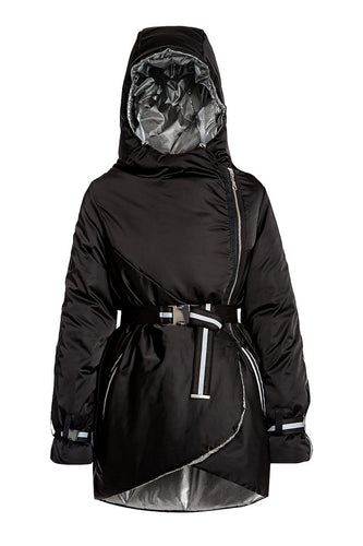 Asymmetric Reversible Parka
