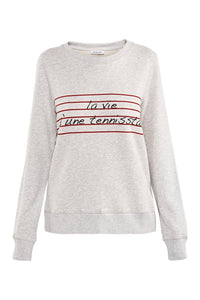 Camille Tennis Star Sweatshirt