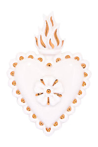 Burning Love Brooch