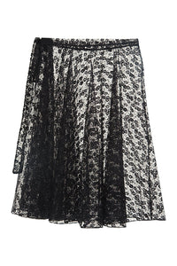 Lace Tie Skirt