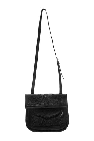 Berber Shoulder Bag - Black