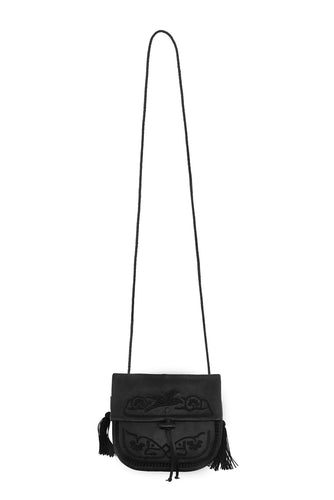 Small Berber Bag - Black