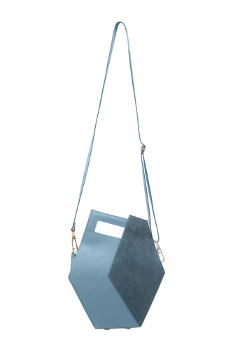 Reflection Handbag - Blue