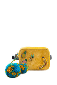 Tropical Treats Terrycloth Belt Bag