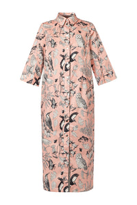 Owls Shirtdress
