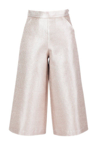 Tailored Organza Culottes