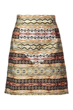 Load image into Gallery viewer, Boho Nomad Flare Skirt