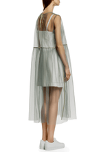 Load image into Gallery viewer, Sheer Dress — Grey