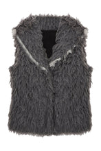 Load image into Gallery viewer, Shearling Vest