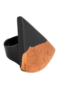 Triangle Ring - Copper