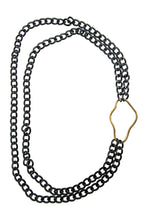 Load image into Gallery viewer, Double Chain Necklace
