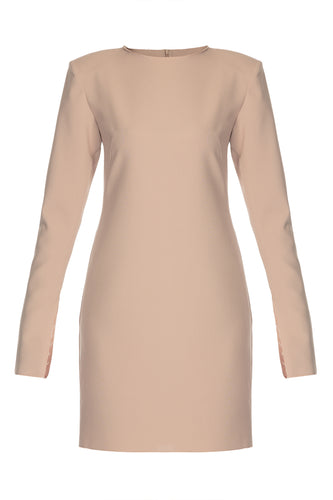 Slim Mini Sheath Dress