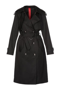 Sleepless Night Trench Coat