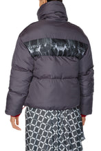 Load image into Gallery viewer, Funnel Neck Deer Puffer Jacket