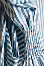 Load image into Gallery viewer, Sculpted Striped Dress