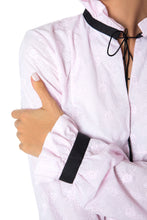 Load image into Gallery viewer, Ruffle Collar Blouse - Pink