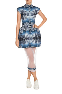 Mirror Image Bubble Dress