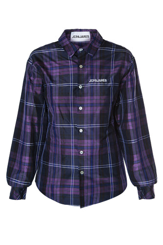 Plaid Logo Shirt