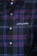 Load image into Gallery viewer, Plaid Logo Shirt