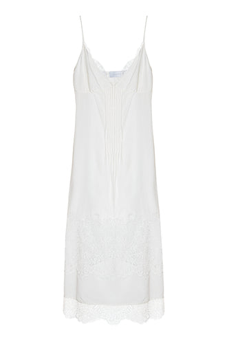 Lingerie Lace Slip Dress