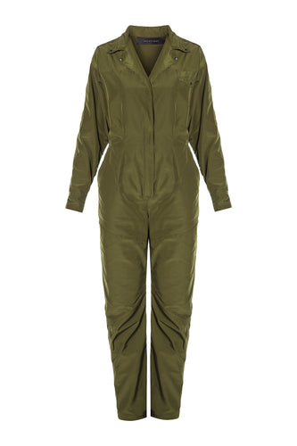 Uniform Jumpsuit