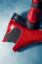 Load image into Gallery viewer, Chelsea Boots - Red