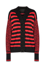 Load image into Gallery viewer, Striped Cardigan