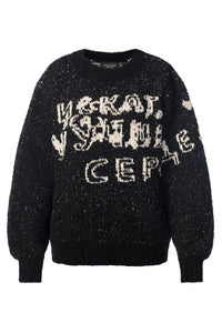 Mary Poppins Sweater - Black
