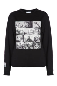 Photo Collage Sweater