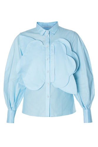 Petal Applique Shirt