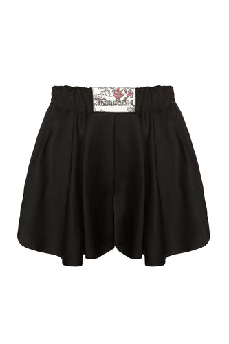 Soft Shorts - Black