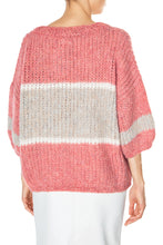Load image into Gallery viewer, Striped Alpaca Sweater