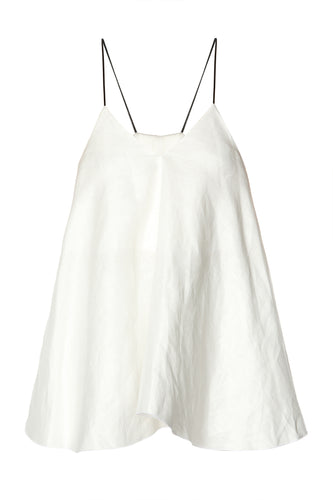 Trapeze Top - White